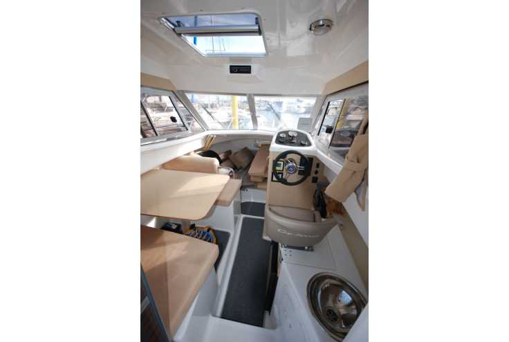 B2 MARINE 722 TC - Bateau occasion 66 - Vente 33500 : photo 10