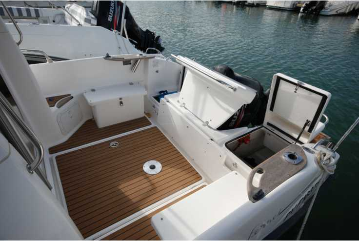 B2 MARINE 722 TC - Bateau occasion 66 - Vente 33500 : photo 2