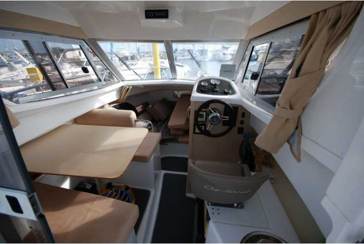 B2 MARINE 722 TC - Bateau occasion 66 - Vente 33500 : photo 3