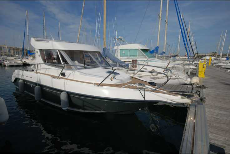 B2 MARINE 722 TC - Bateau occasion 66 - Vente 33500 : photo 4