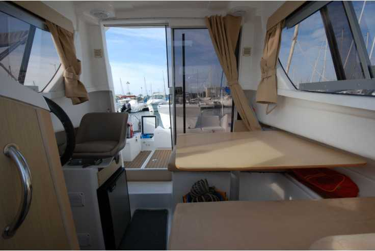 B2 MARINE 722 TC - Bateau occasion 66 - Vente 33500 : photo 5