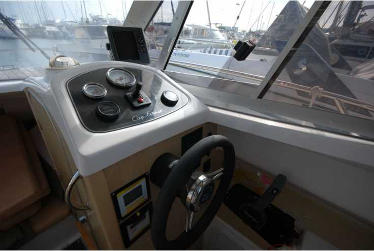 B2 MARINE 722 TC - Bateau occasion 66 - Vente 33500 : photo 6