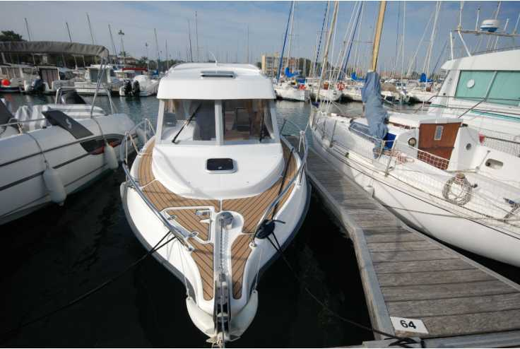 B2 MARINE 722 TC - Bateau occasion 66 - Vente 33500 : photo 9