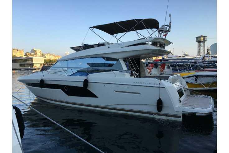 bateau JEANNEAU PRESTIGE 520 occasion Pyrénées Orientales - Languedoc-Roussillon   636 900 €