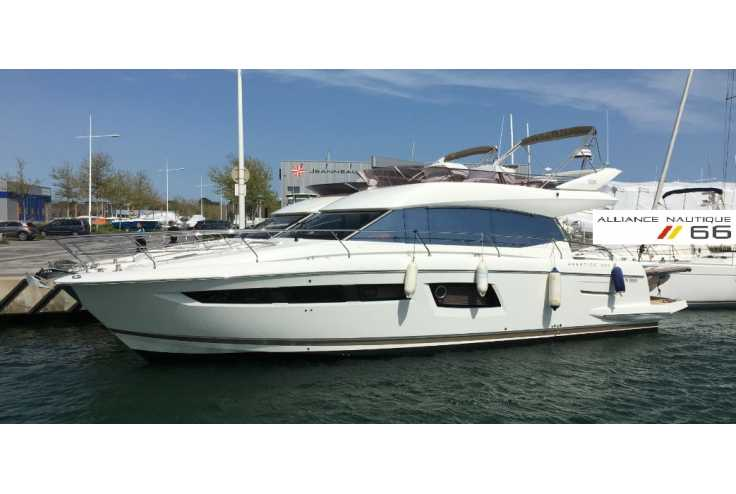 bateau JEANNEAU PRESTIGE 500 occasion Pyrénées Orientales - Languedoc-Roussillon   601 800 €