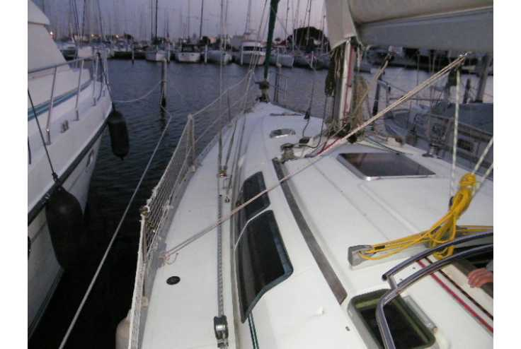 GIBERT MARINE Gib Sea 422 - Voilier occasion 30 - Vente 72000 : photo 4