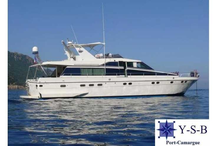 bateau GUY COUACH 2200 FLY occasion Gard - Languedoc-Roussillon   275 000 �