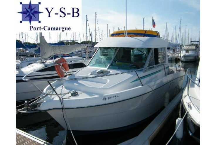 bateau JEANNEAU Merry Fisher 750 occasion    39 000 �