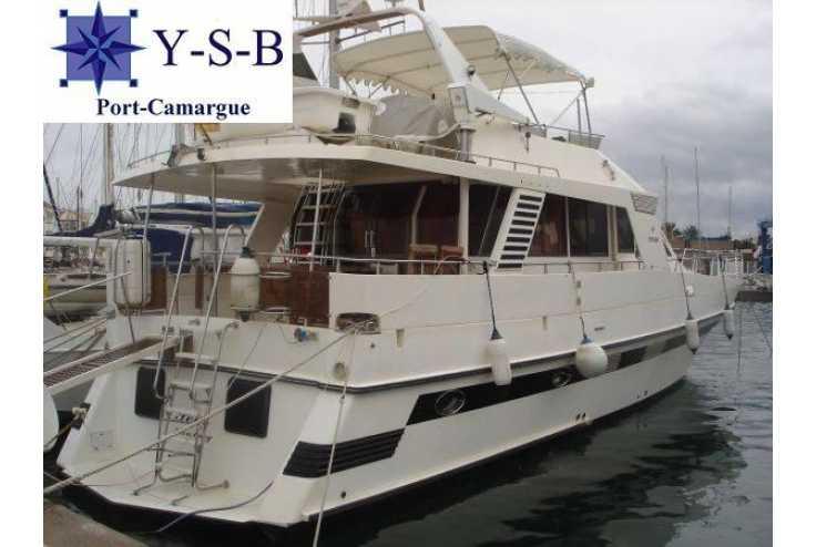 bateau EDERSHIP Edership 60 occasion Gard - Languedoc-Roussillon   215 000 €
