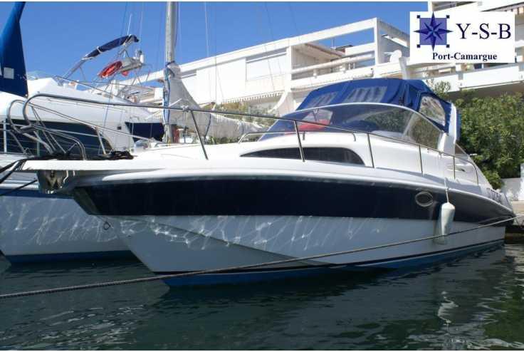 bateau RIO 850 Cruiser occasion Gard - Languedoc-Roussillon   34 500 €