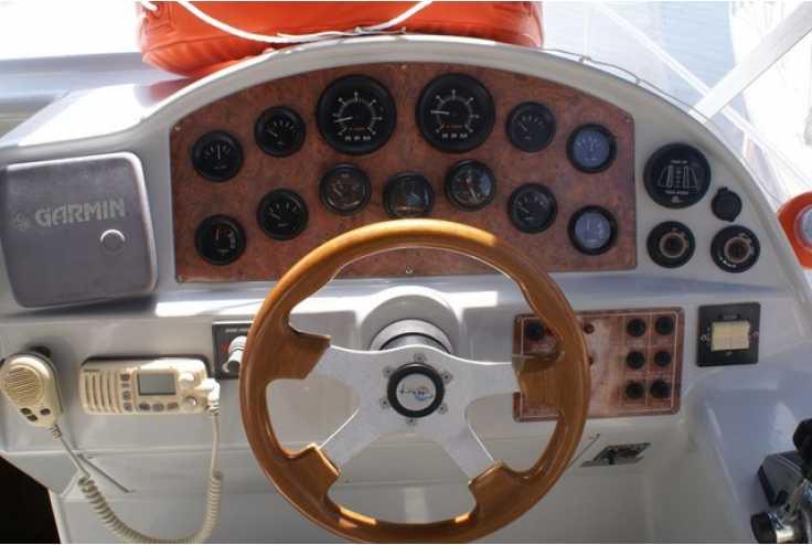 RIO 850 Cruiser - Bateau occasion 30 - Vente 34500 : photo 3