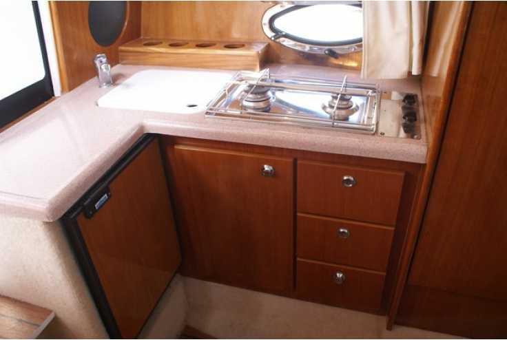 RIO 850 Cruiser - Bateau occasion 30 - Vente 34500 : photo 6