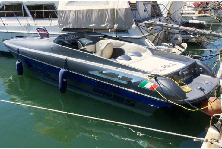 bateau TULLIO ABBATE MITO 33 S occasion Gard - Languedoc-Roussillon   98 000 €