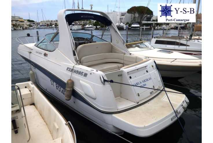 FOURWINNS 268 Vista - Bateau occasion 30 - Vente 24000 : photo 1