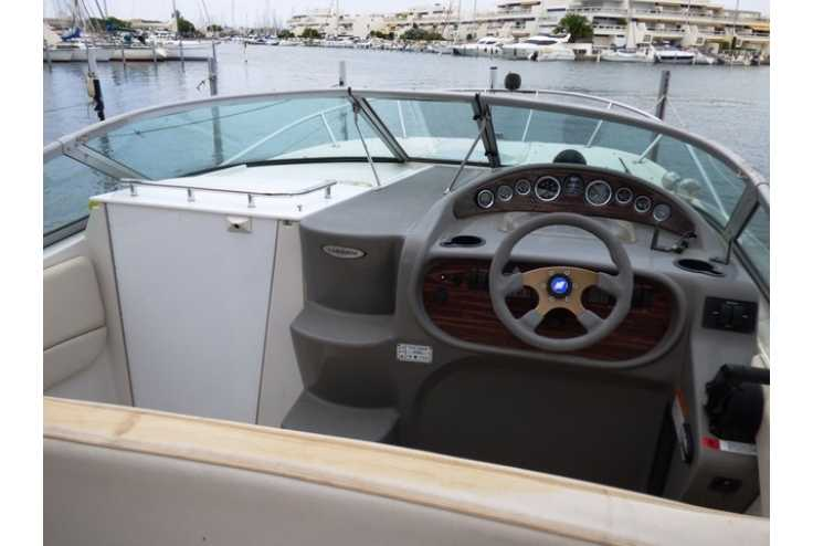 FOURWINNS 268 Vista - Bateau occasion 30 - Vente 24000 : photo 2