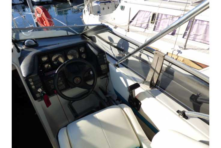 BAYLINER 2655 ciera - Bateau occasion 30 - Vente 18500 : photo 4