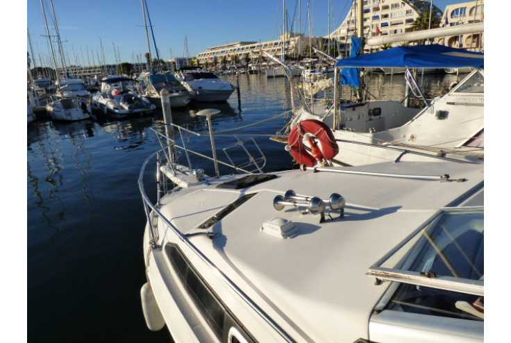 BAYLINER 2655 ciera - Bateau occasion 30 - Vente 18500 : photo 7