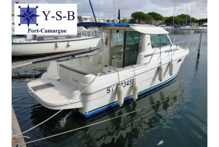 bateau JEANNEAU MERRY FISHER 695 occasion Gard - Languedoc-Roussillon   32 500 €