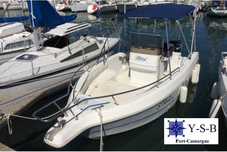 SESSA MARINE KEY LARGO 20 - Bateau occasion 30 - Vente 12300 : photo 1