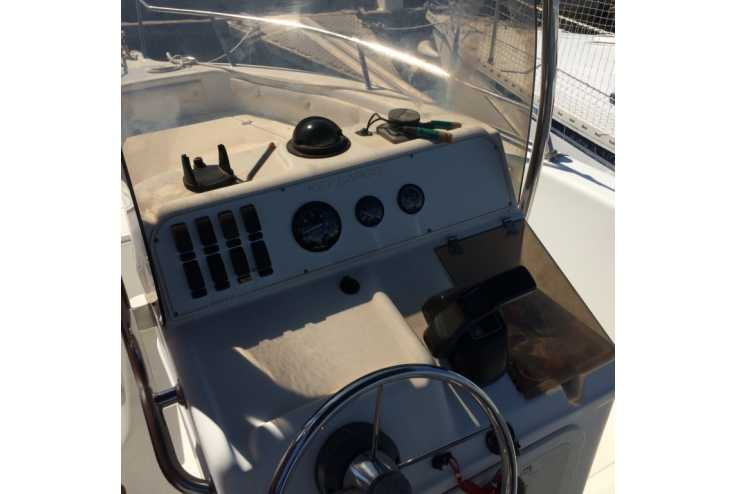 SESSA MARINE KEY LARGO 20 - Bateau occasion 30 - Vente 12300 : photo 5