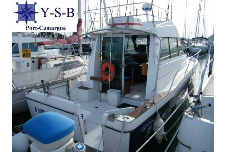 bateau BENETEAU Antares Serie 9 occasion Gard - Languedoc-Roussillon   55 000 €