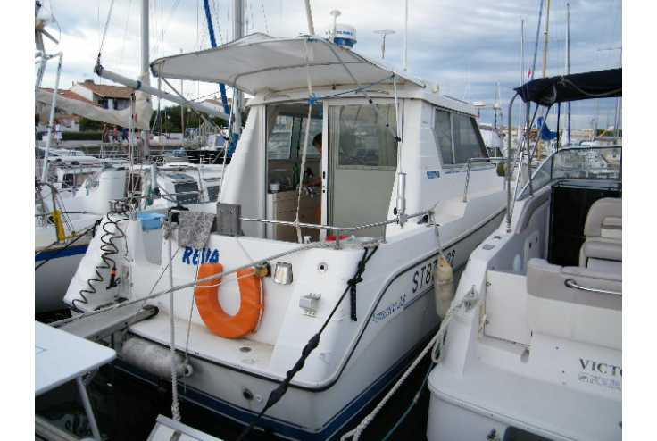 bateau GIBERT MARINE Jamaica 28 occasion    48 000 €