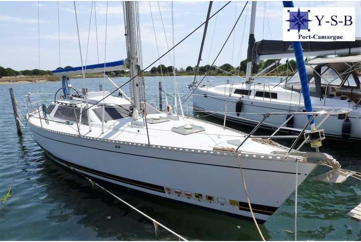 bateau KIRIE Feeling 1090 occasion Gard - Languedoc-Roussillon   47 000 €