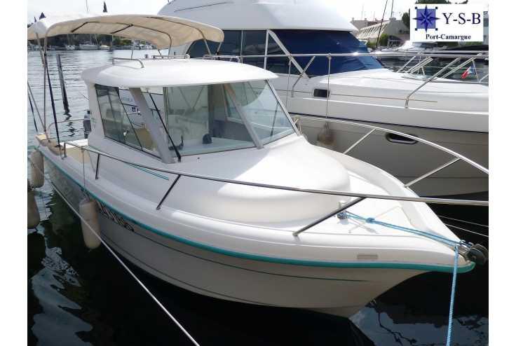 bateau OCQUETEAU 615 occasion Gard - Languedoc-Roussillon   12 000 €