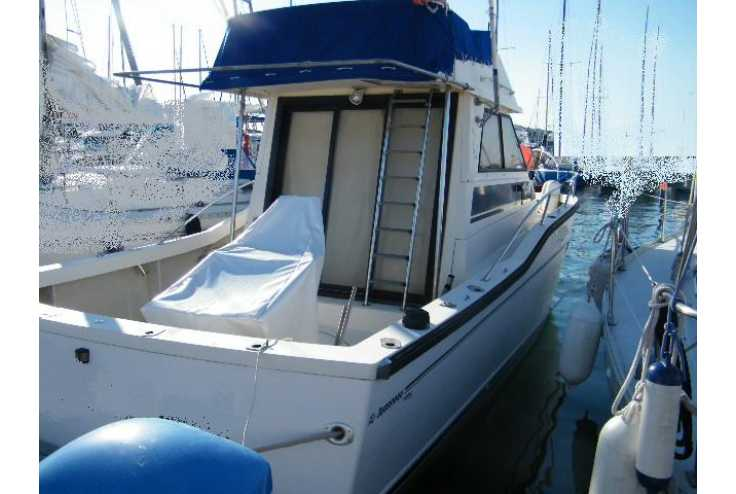 bateau JEANNEAU Merry Fisher 930 occasion Gard - Languedoc-Roussillon   35 000 �