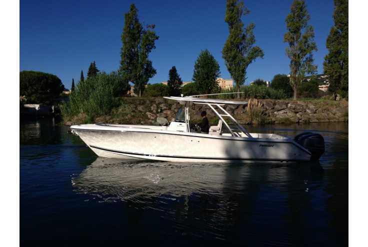 PURSUIT bateau ST 310 occasion