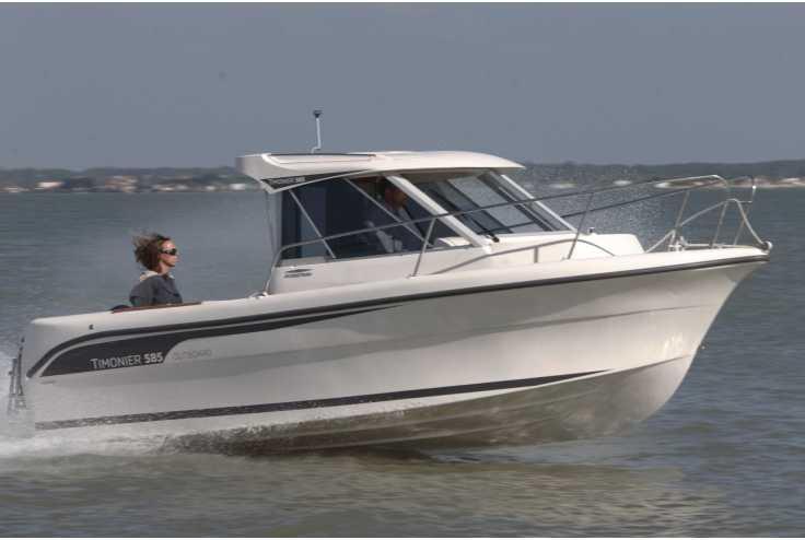 bateau OCQUETEAU 585 occasion Alpes Maritimes - PACA   27 963 €