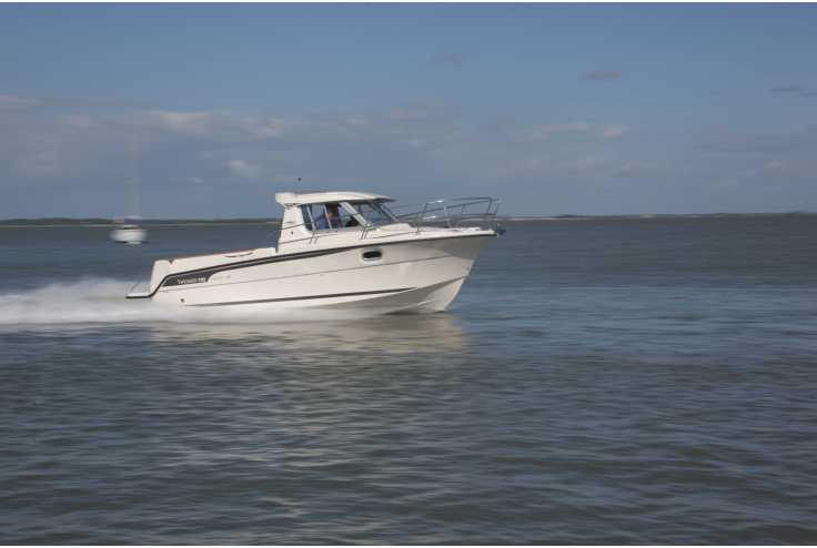 bateau OCQUETEAU 705 occasion Alpes Maritimes - PACA   74 499 €
