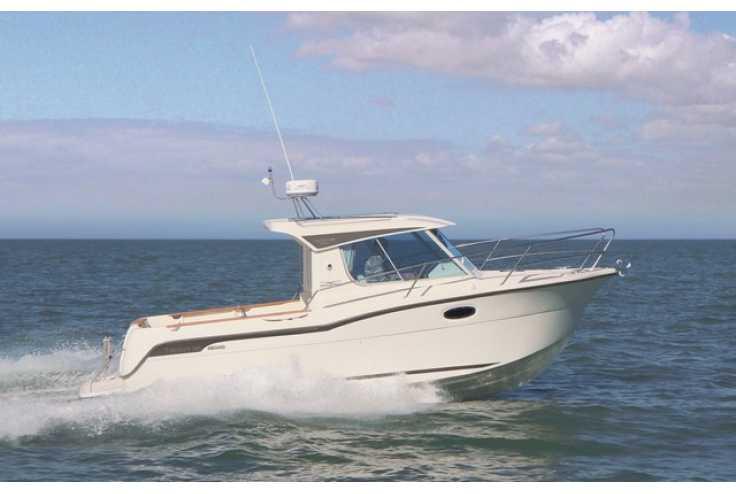 bateau OCQUETEAU 745 occasion Alpes Maritimes - PACA   81 950 €