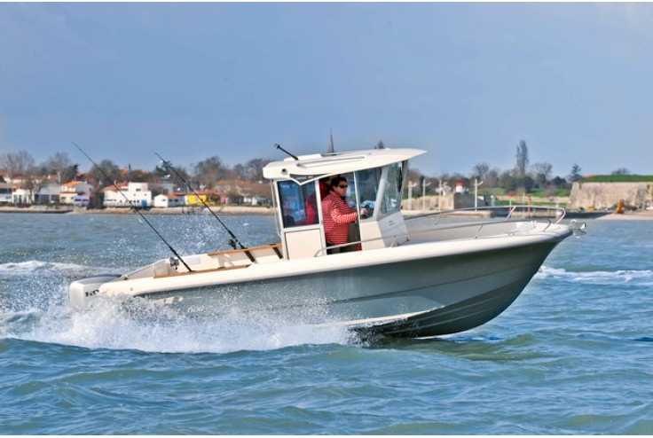 bateau OCQUETEAU Ostrea 600 occasion Alpes Maritimes - PACA   34 833 €