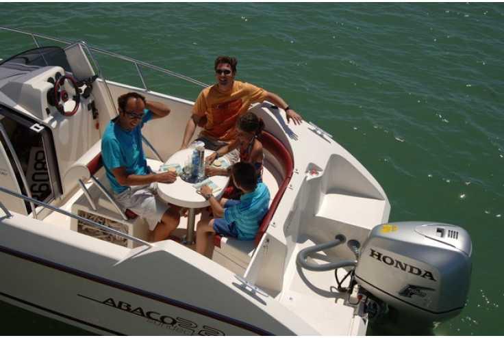 OCQUETEAU Abaco 22 Sun Deck - Bateau neuf 06 - Vente 34472 : photo 5