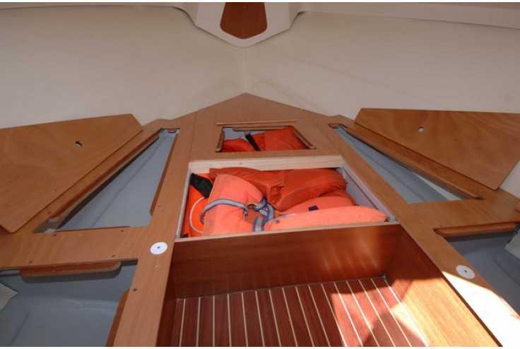OCQUETEAU Abaco 22 Sun Deck - Bateau neuf 06 - Vente 34472 : photo 7