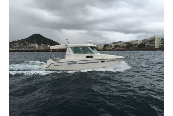 bateau OCQUETEAU 815 occasion Alpes Maritimes - PACA   107 400 €