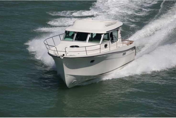 bateau OCQUETEAU 975 occasion Alpes Maritimes - PACA   198 500 €