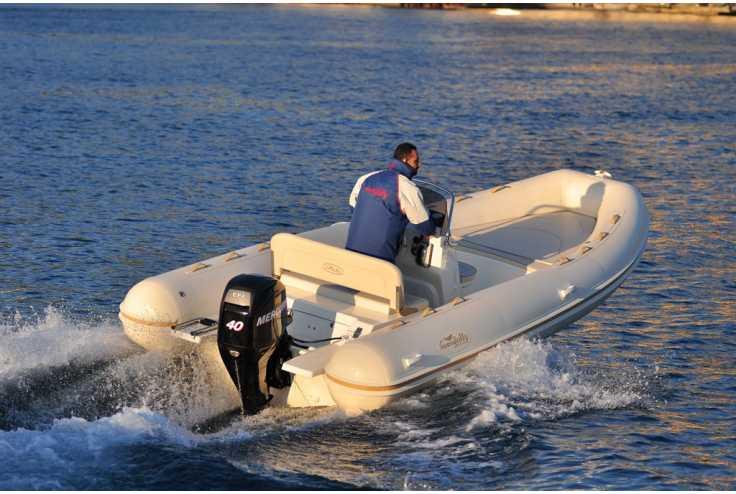 NUOVA JOLLY bateau Freedom 530 occasion