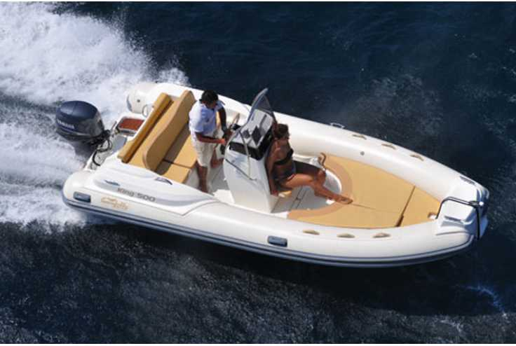 NUOVA JOLLY bateau King 500 occasion