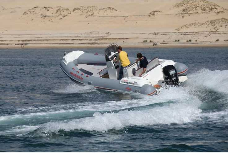 NUOVA JOLLY bateau King 700 RS occasion