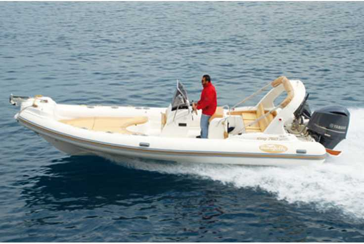 NUOVA JOLLY bateau King 760 Extreme occasion
