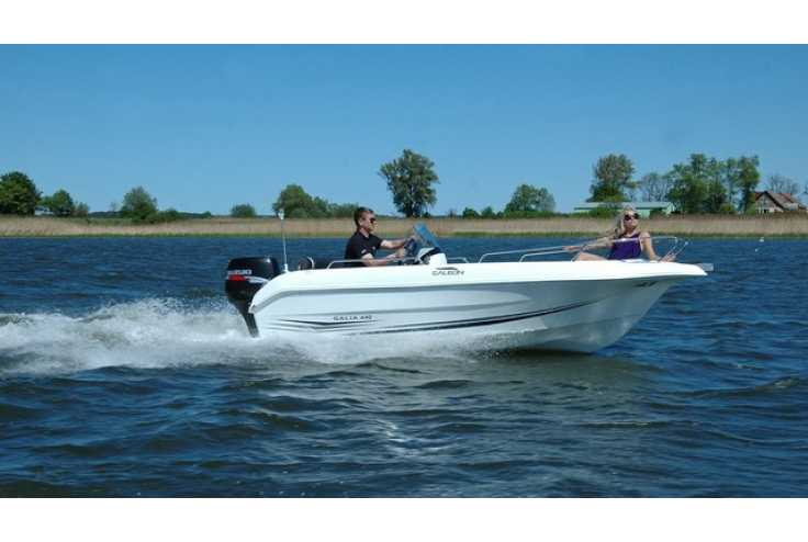 GALIA 440 Open - Bateau neuf 06 - Vente 13175 : photo 3