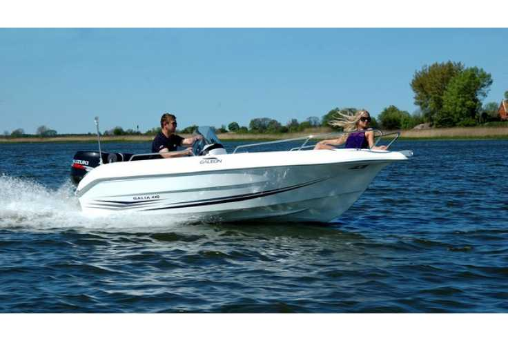 GALIA 440 Open - Bateau neuf 06 - Vente 13175 : photo 4