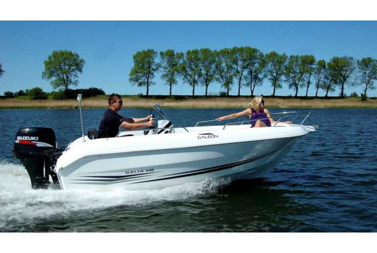 GALIA 440 Open - Bateau neuf 06 - Vente 13175 : photo 5
