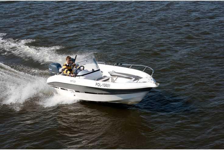 bateau GALIA 475 Open occasion Alpes Maritimes - PACA   16 173 €
