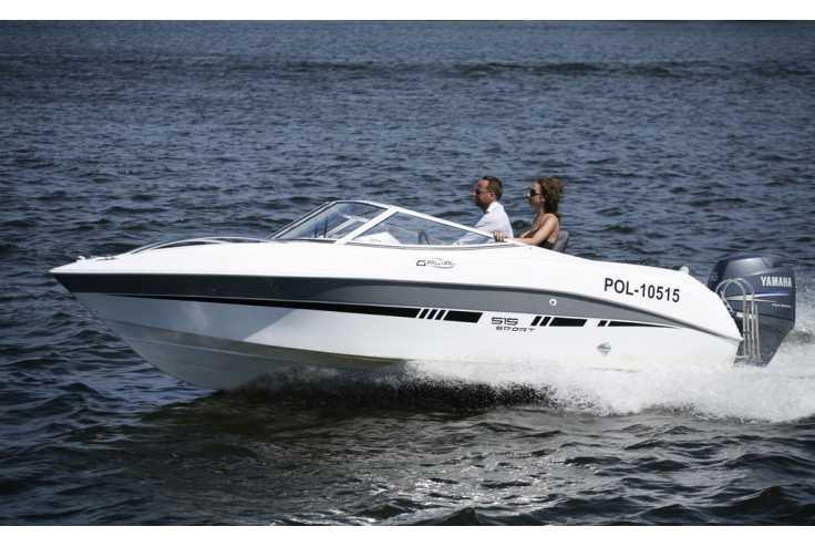 galia 515 sport neuf vente bateau 23536. Black Bedroom Furniture Sets. Home Design Ideas