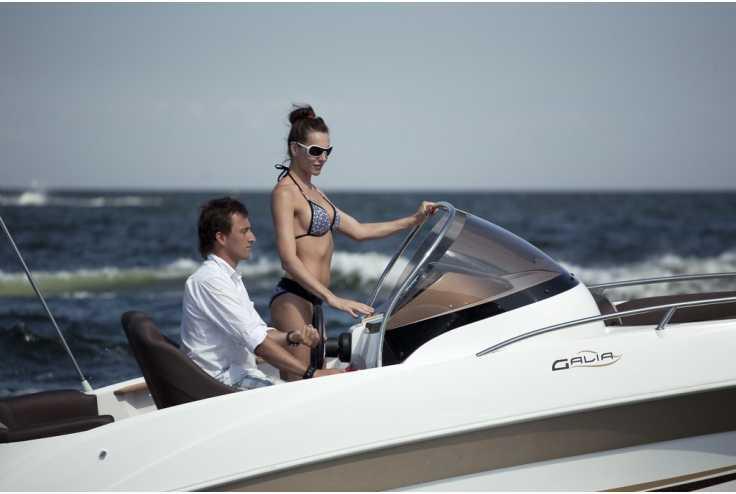 bateau GALIA 520 Open occasion Alpes Maritimes - PACA   21 976 €