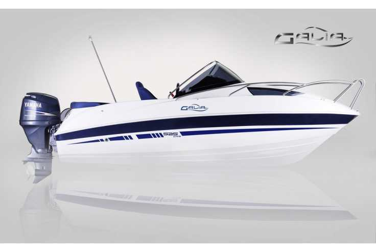 bateau GALIA 525 Cruiser occasion Alpes Maritimes - PACA   25 612 €