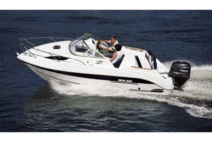 bateau GALIA 565 Cruiser occasion Alpes Maritimes - PACA   32 414 €